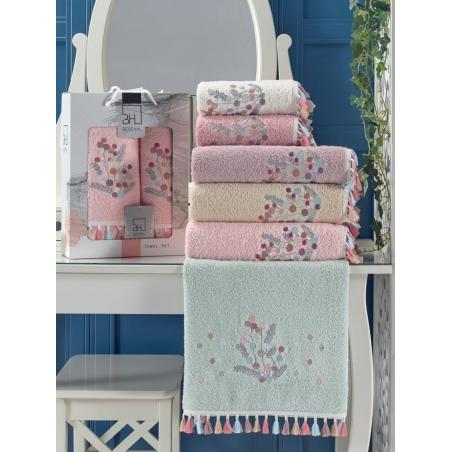 Cotton Box Tek Kişilik Junior Dört Mevsim Set Candy Pembe